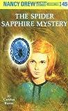Nancy Drew 45: The Spider Sapphire Mystery usato  Spedito ovunque in Italia