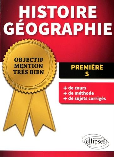 Histoire-Geographie- Premiere S