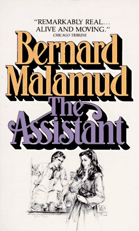 Book cover for The Assistant