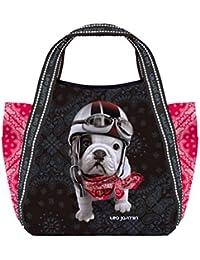 Petit sac shopping Téo Jasmin - Racing