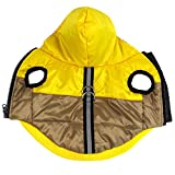 Haustier Kleidung Hoodies Weste Dicke Warme Baumwolle Reflektierende Wasserdichte Kleine Chihuahua Hundekatze Mantel Jacke