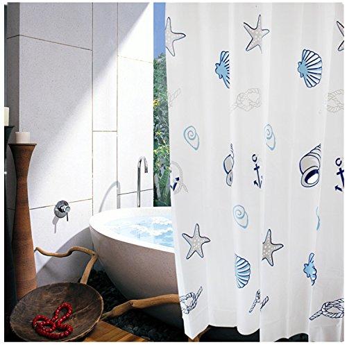 celine-lin-starfish-design-mildew-free-peva-water-repellent-fabric-bath-curtain-shower-curtain7272in