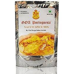 Goa Portuguesa Xacuti Spice Mix 50 Grams