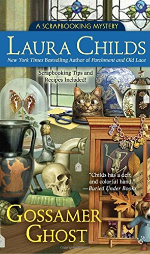 Gossamer Ghost (A Scrapbooking Mystery) by Laura Childs (2015-10-06) - Gossamer Ghost