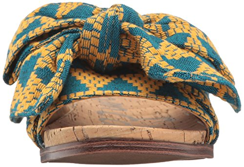 Sam Edelman Womens Henna Sandal Yellow/Multi