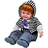 Toyshine Rhymes Singing Baby With Touch Sensors - Assorted 22 Inches