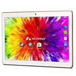 "ACEPAD A96 10 Zoll (9.6"") Tablet PC 3G (Dual-SIM) 48GB IPS HD 1280x800 Quad Core Android 5.1 WIFI WLAN USB SD (Weiß)"