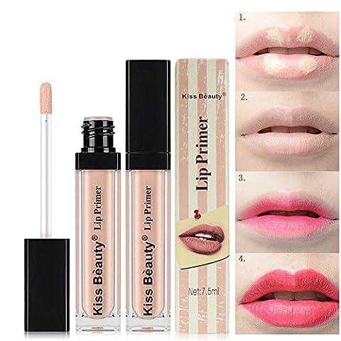 Weisy Moisturizing Makeup Base Lip Concealer Cover Lip Gloss 7.5ml