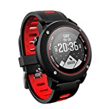Smart Watch GPS-Sportuhr Outdoor Sport Laufband Laufband Walking Marathon IP68 Tief Wasserdicht Fitness Workout Unterstützung kompatibel mit iOS und Android