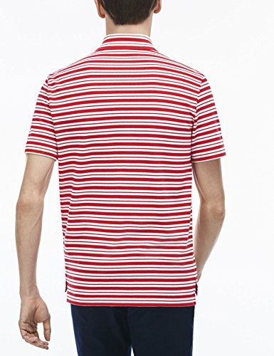 Lacoste Herren Poloshirt Ph2047 Red