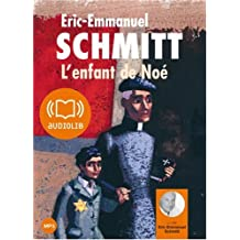 L'Enfant de Noé (cc) - Audio Livre 1 CD MP3 376 Mo