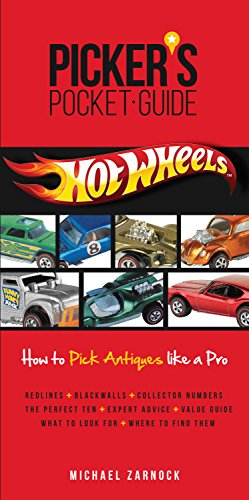 Picker's Pocket Guide - Hot Wheels (Picker's Pocket Guides)