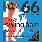 Rotosound CRS 66LDN Jeu de Cordes en nickel Swing Basse 45-65-85-105