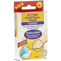 HÜHNERAUGENPFLASTER Comfort hydrocolloid 6 St preisvergleich bei billige-tabletten.eu