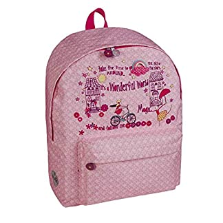 512JfID7QhL. SS324  - Mochila Escolar Sport Magic by BUSQUETS