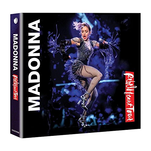 Madonna – Rebel Heart Tour  (+ CD) [Blu-ray]
