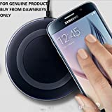 #7: DawnRays™ Presents High Quality Wireless Charger For Wireless Charging Supported Phones Compatible With Samsung S6,S6 Edge, SamsungS7,S7 Edge, Samsung Wireless Charger Note 5,Note 8, S8,S8 plus, Apple Iphone 8,Iphone 8 plus, Apple Iphone X Wireless Charger Come With Feature Ultra Fast Charging,Wireless Charging Stand is Easy To Set Up and Use, Wireless Charging Pad Utilizes Qi Inductive Charging | Wireless Charger For IPhone | Quick Wireless Charger For Samsung |Samsung Wireless Charger