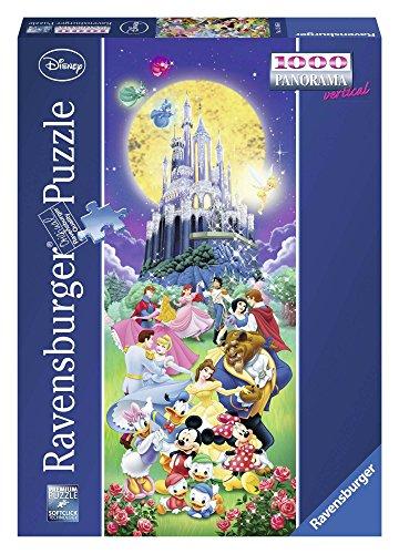 Disney - Panorama, Puzzle de 1000 Piezas (Ravensburger 15056 4)