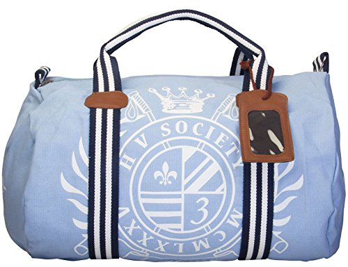 Hv Polo Society Sport Tasche Sporttasche Favouritas Apple Navy Raf Blue Rouge Royal Blue Soft Blue (Soft Blue)