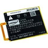 akku-net Akku für Smartphone ZTE Blade V7, 3,8V, Li-Polymer