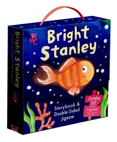 Bright Stanley: Storybook and Double-sided Jigsaw by Matt Buckingham (Illustrator) ?€? Visit Amazon's Matt Buckingham Page search results for this author Matt Buckingham (Illustrator) (3-Sep-2012) Hardcover