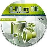 M-DVD.Org 2016 - Komplettversion - Musik, Film & Cover-Verwaltung mit DVD-Archiv Bild