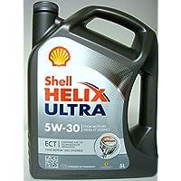 Shell Helix Ultra ECT (Extra) 5w30 Olio Motore 100% sintetico Tanica 5 Litri Euro/lt 8,50