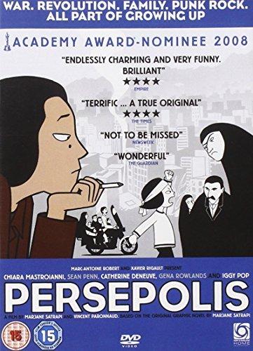 Persepolis [2008] [DVD] by Chiara Mastroianni