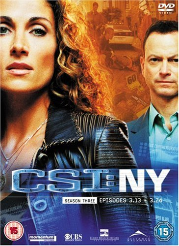 CSI: Crime Scene Investigation - New York - Season 3.2 [UK - Von Monster New York