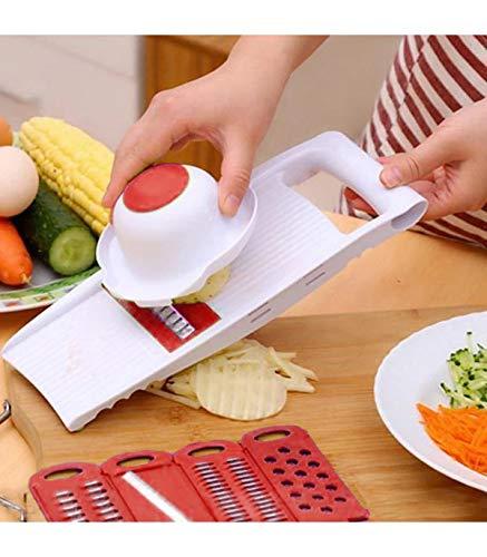 Imagen de Mandolina de Cocina Quttin por menos de 15 euros.