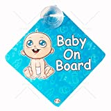 #8: BABY ON BOARD CUTE BABY