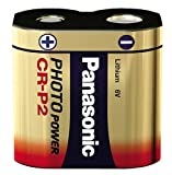 PANASONIC Batterie Alkali Photo-Power CRP2 6V-Block 1er-Bli