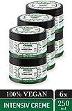 alkmene Intensiv Creme mit Bio Olive - Körpercreme & Gesichtscreme für sehr...