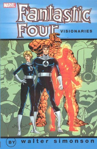 Fantastic Four Visionaries: Walter Simonson Volume 1 TPB: Walter Simonson v. 1 (Graphic Novel Pb) by Rich Buckler (Artist), Ron Lim (Artist), Walt Simonson (Artist, Author) (16-May-2007) Paperback