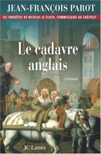Le cadavre anglais par Jean-François Parot