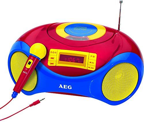 AEG AEG SR 4363 Stereoradio - Kassette Cd-player W