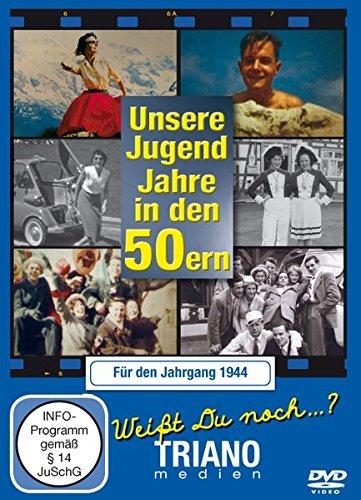 Unsere Jugend-Jahre in den 50ern...