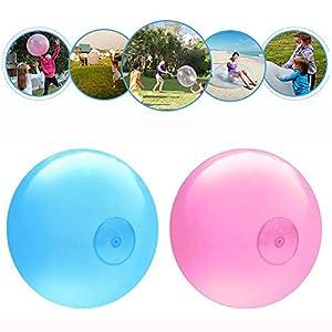 Aufblasbare TPR Bubble Ball Luftballons Erstaunlich Reißfeste Stretch Firm...