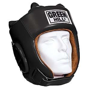 Green Hill adulti protezione per la testa Five Star, nero