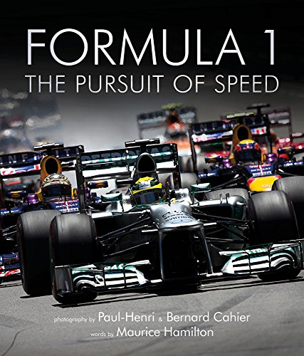 Formula One: The Pursuit of Speed (English Edition) por Maurice Hamilton