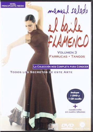 El Baile Flamenco Volume 3