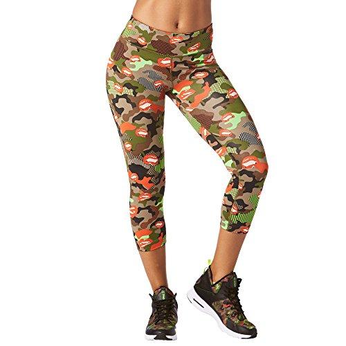Zumba Fitness® Fiesta Da Basement Capri Leggings