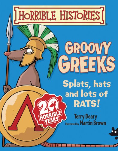 Groovy Greeks (Horrible Histories)