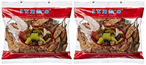 Iyer's Curd Chillies, 100g (Pack Of 2)