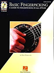 Basic Fingerpicking: A Guide to Fingerpicking in All Styles by Fred Sokolow (2000-07-01)