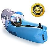 Air Sleeping cm-copriletto Chair, Air filled balloon bag...