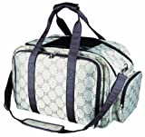 Trixie Maxima Carrier, 33 x 32 x 54 cm, Colore: Beige/Marrone