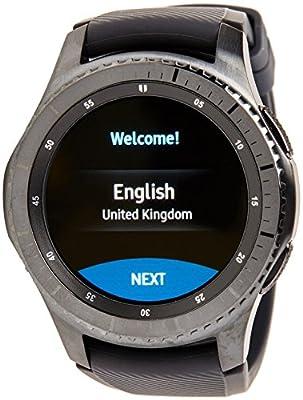 Samsung Gear S3 Smartwatch - Black
