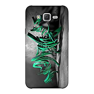 Mobile Back Cover For Samsung Galaxy J7 2015 (Printed Designer Case)