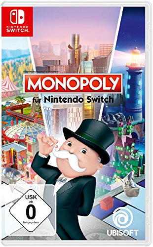 Monopoly  - [Nintendo Switch] (Just Wii Dance Nintendo 2)